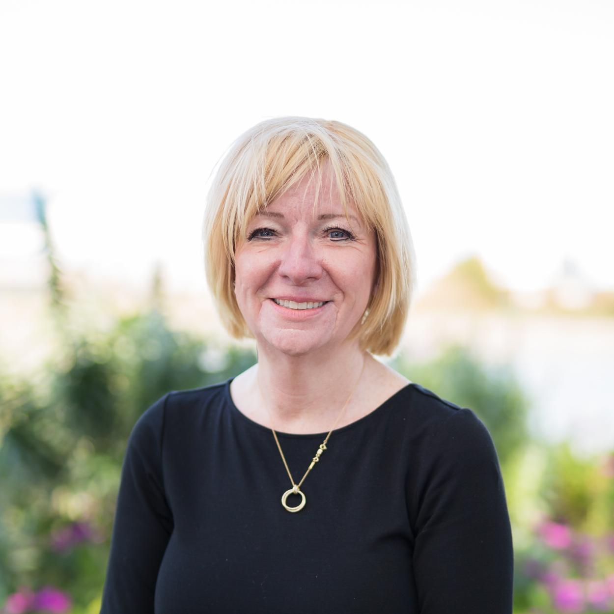 Nancy Boman, M.D., Ph.D.